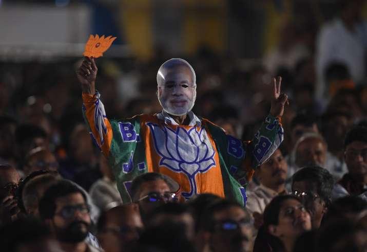 PM Narendra Modi Supporter- India TV