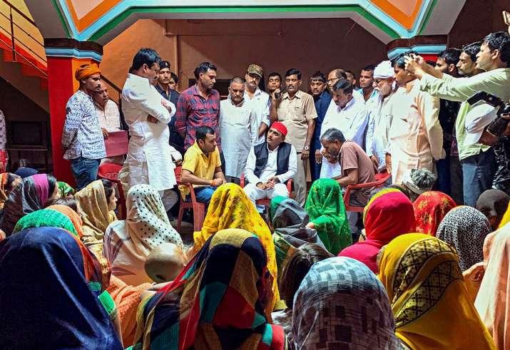 Samajwadi Party chief Akhilesh Yadav- India TV