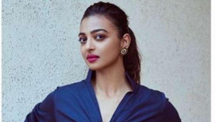Radhika apte reveals why she wore grandmother saree- India TV