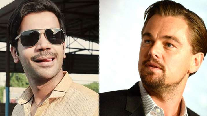 Rajkummar Rao and Leonardo Dicaprio - India TV