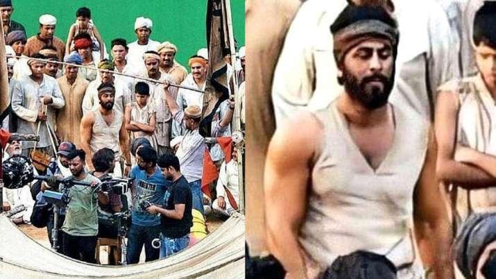 Ranbir Kapoor in Shamshera- India TV