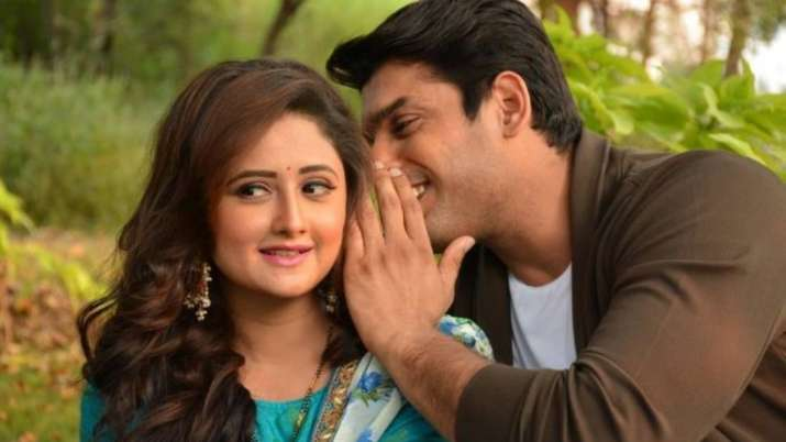Image result for siddharth shukla and rashmi desai