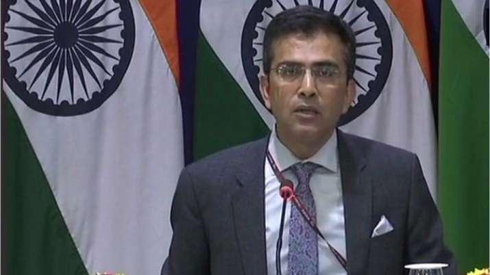 कश्मीर मामले पर अपने बयान से फिर पलटा चीन, भारत ने दिया कड़ा जवाब- India TV