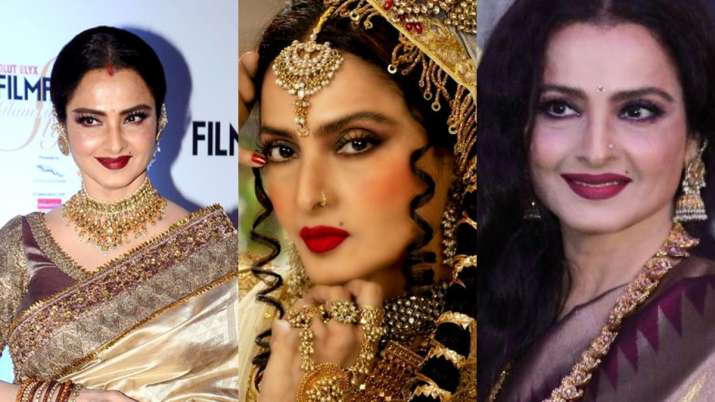 Rekha birthday Special- India TV