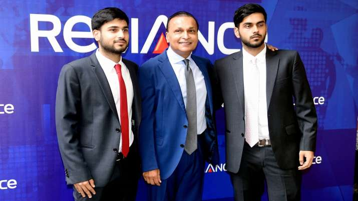Reliance Infrastructure appoints Anshul and Anmol Ambani as Directors- India TV Paisa