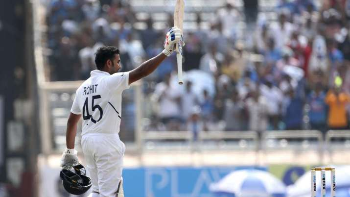 Rohit 'The Hitman' Sharma made a blast in ICC Test rankings, became the third Indian to do so- India TV