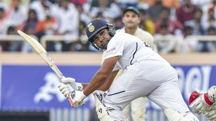 टेस्ट में सलामी...- India TV
