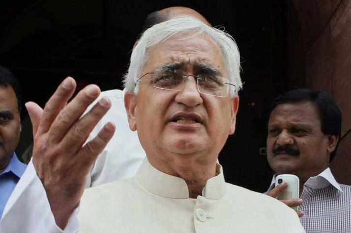 salman khurshid- India TV