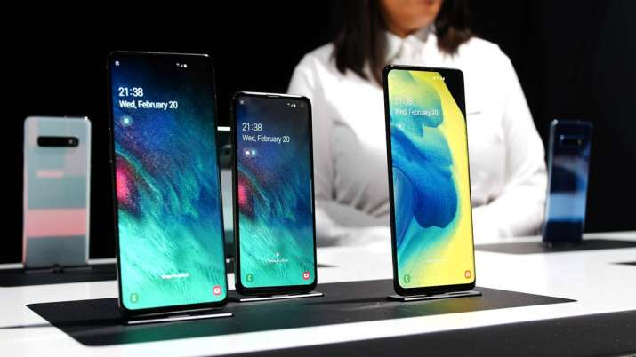Samsung issues software update for Galaxy S10, Note 10- India TV Paisa
