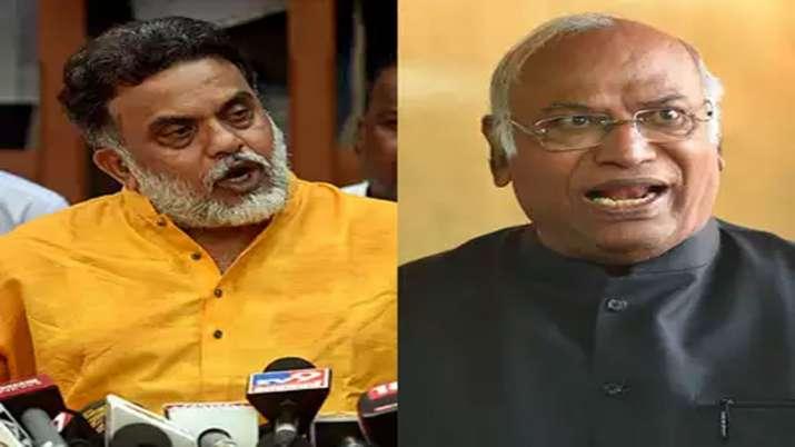 Sanjay Nirupam again targets Mallikarjun Kharge by saying atheist- India TV
