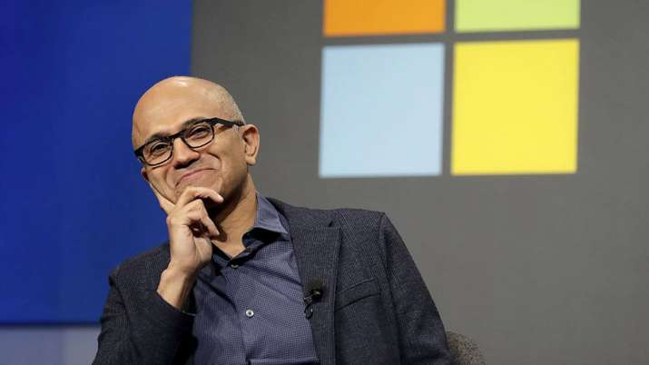 Microsoft CEO Satya Nadella earns USD 42.9 million in 2018-19 fiscal- India TV Paisa