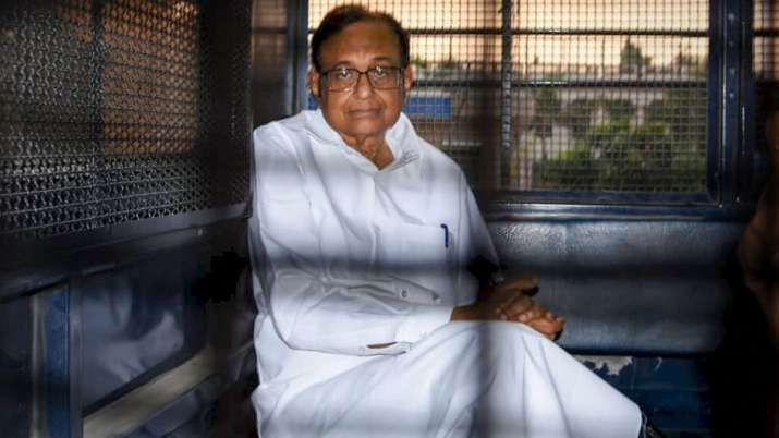 Senior Congress leader and former finance minister P Chidambaram- India TV