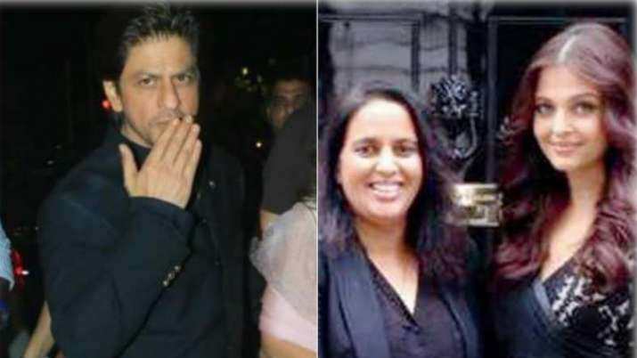 Shah Rukh Khan rescues Aishwarya Rai Bachchan's manager...- India TV