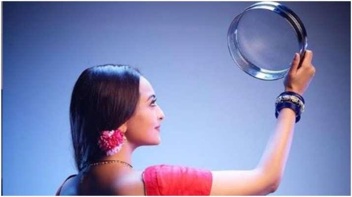 sonakshi sinha wishes karwa chauth- India TV