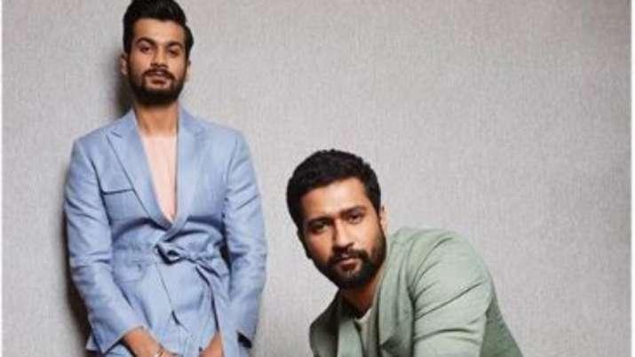 Sunny kaushal and Vicky kaushal- India TV