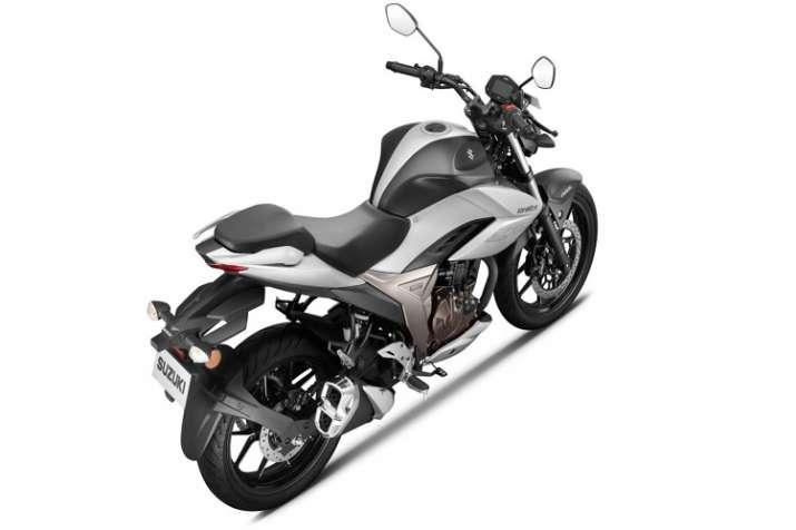 Suzuki Motorcycle- India TV Paisa