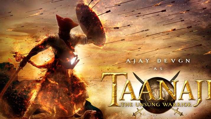 Ajay Devgn in Taanaji Film- India TV