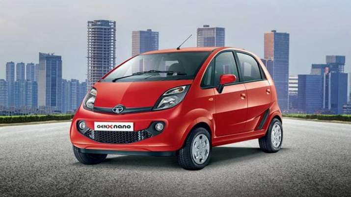 No Tata Nano production in first 9 months of 2019, just 1 unit sold- India TV Paisa