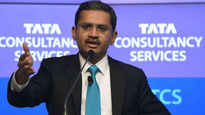 TCS Q2 net profit up 1.8pc to Rs 8,042 cr, announces special dividend- India TV Paisa