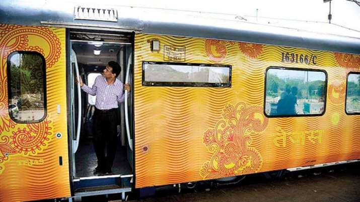 IRCTC to compensate Tejas Express passengers for delay- India TV Paisa