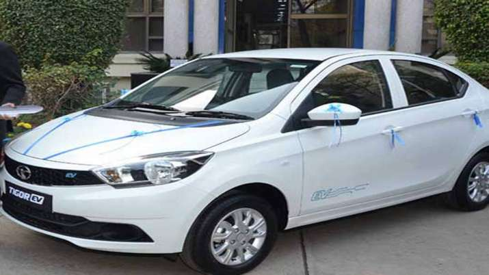Tata Motors launches Tigor EV with extended range at Rs 944,000- India TV Paisa