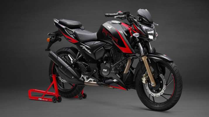 TVS Motor launches Bluetooth-enabled motorcycle with SmartXonnect technology- India TV Paisa
