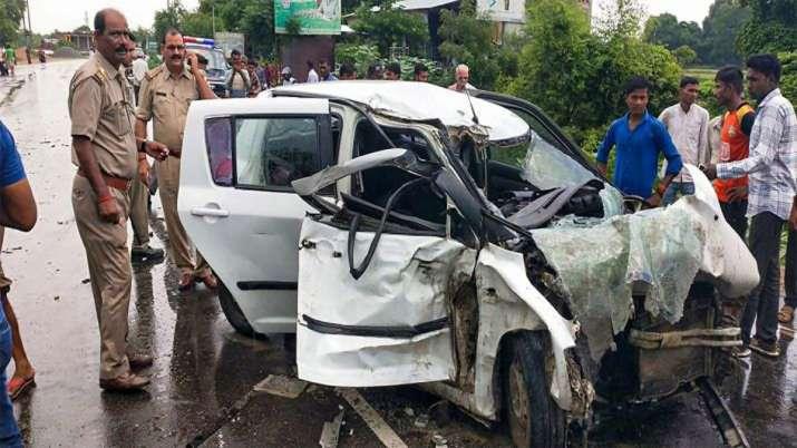 Unnao Rape Victim Accident- India TV