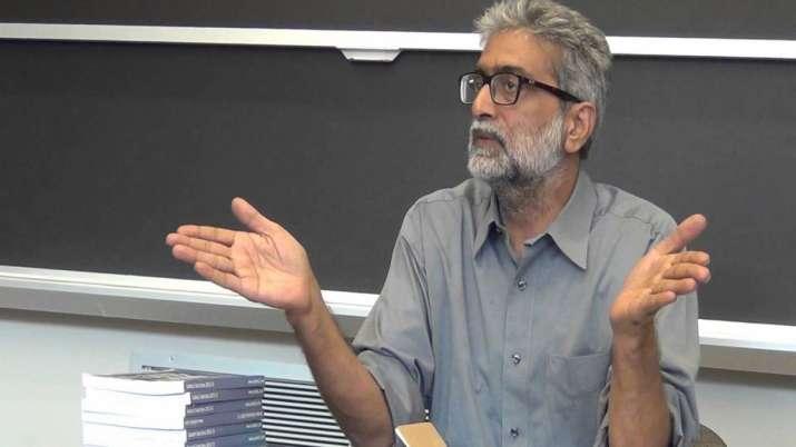Gautam Navlakha- India TV