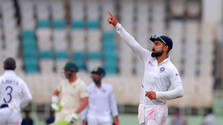 विराट कोहली टीम इंडिया के कप्तान- India TV