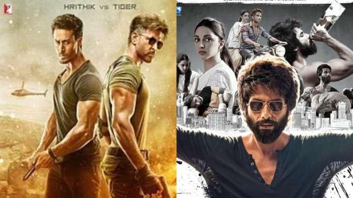 hrithik roshan tiger shroff war beats Kabir Singh- India TV