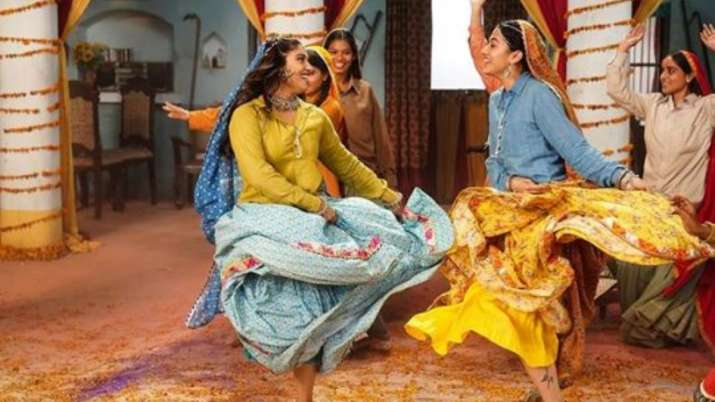 'सांड की आंख' के लिए...- India TV