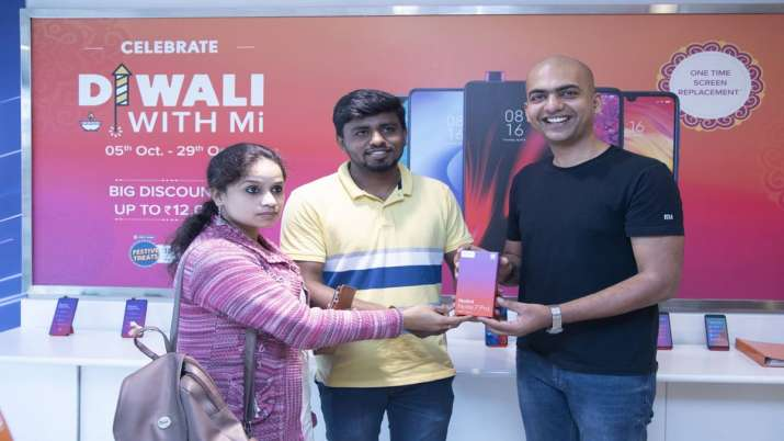 Xiaomi sells 53 lakh devices during festive sale- India TV Paisa