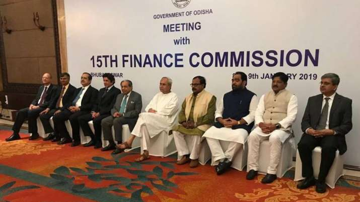 Union Cabinet extends term of 15th Finance Commission- India TV Paisa
