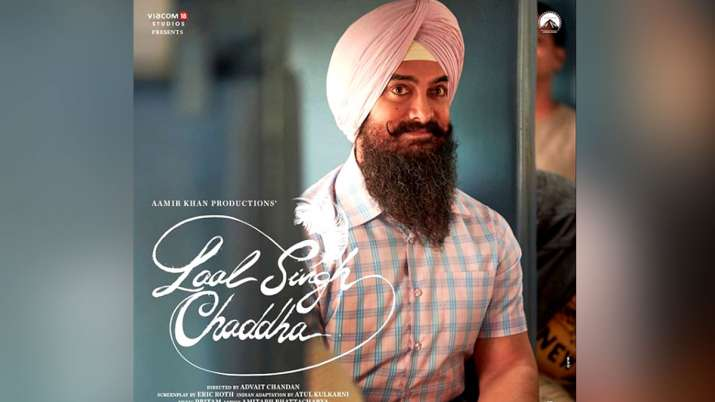 Aamir Khan as Laal Singh Chaddha- India TV