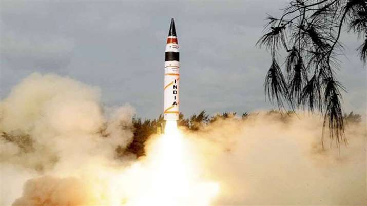 Agni II missile- India TV