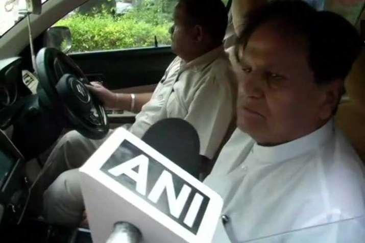 Ahmed Patel- India TV