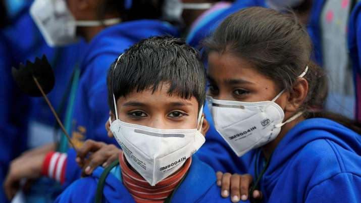 air pollution is affecting the mental development of children says unicef - India TV