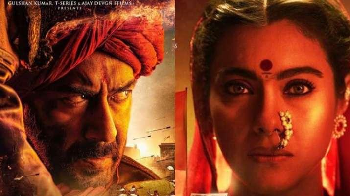 Ajay devgn and kajol- India TV
