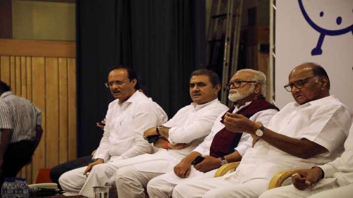 Sharad Pawar forgives Ajit pawar says Nawab Malik- India TV