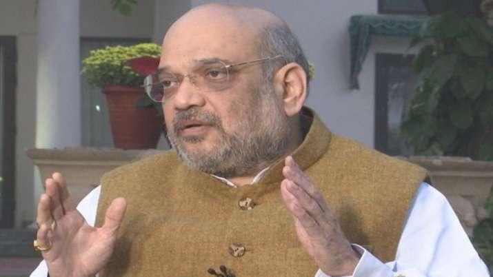 BJP president Amit Shah- India TV
