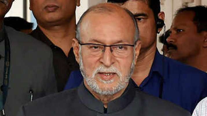 LG Anil Baijal orders 108 officials in various agencies to retire compulsorily | PTI File- India TV