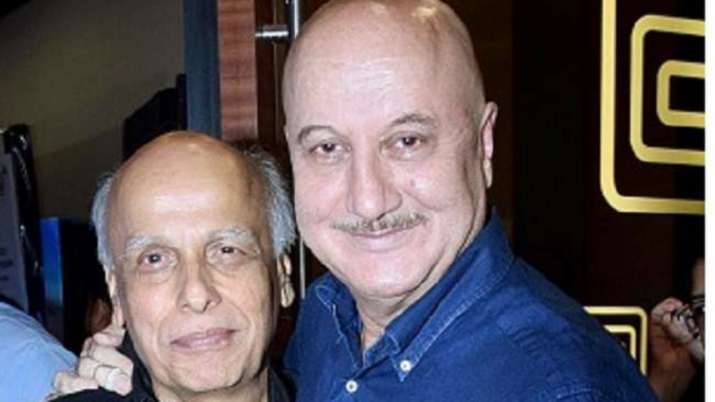 Anupam kher mahesh bhatt- India TV