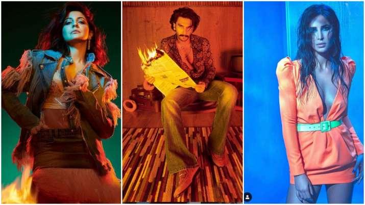 Katrina kaif, anushka sharma , ranveer singh- India TV