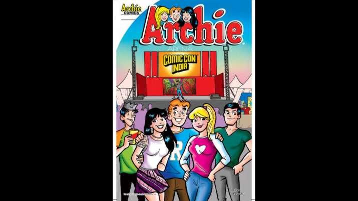 Comic Con India Archie Comics- India TV Paisa