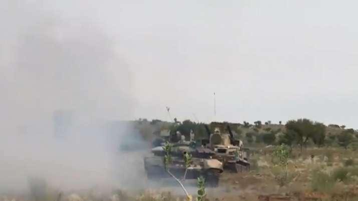 सिंधु सुदर्शन एक्सरसाइज में सेना ने दिखाया दमखम- India TV