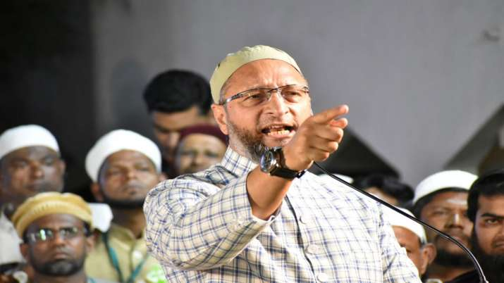 Asaduddin Owaisi says I want my masjid back - India TV