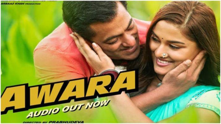 awara song audio out- India TV
