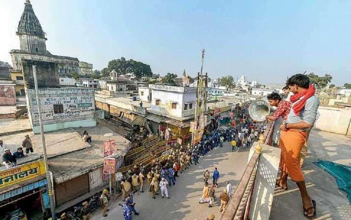अयोध्या के राम जन्मभूमि-बाबरी मस्जिद विवाद मामले में शनिवार को क्यों आ रहा है फैसला?- India TV