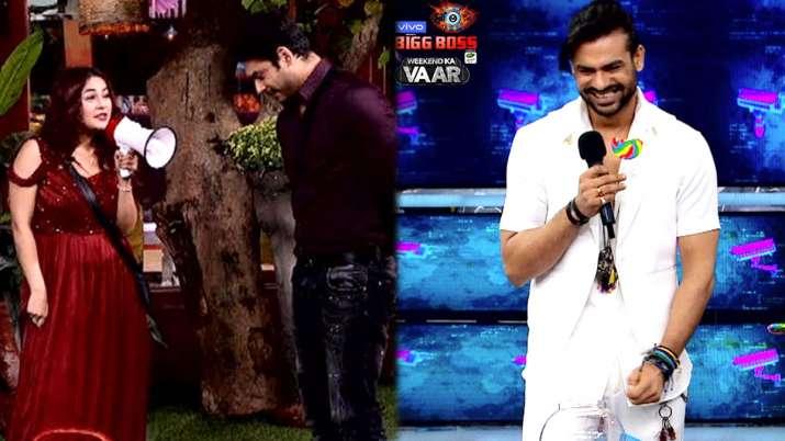 Bigg Boss 13 Weekend Ka Vaar- India TV