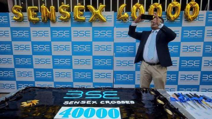 Sensex jumps 184 pts to hit fresh record high; Nifty reclaims 12k-mark- India TV Paisa